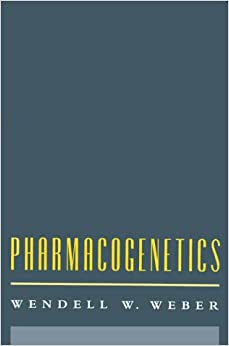 Book Pharmacogenetics (Oxford Monographs on Medical Genetics)