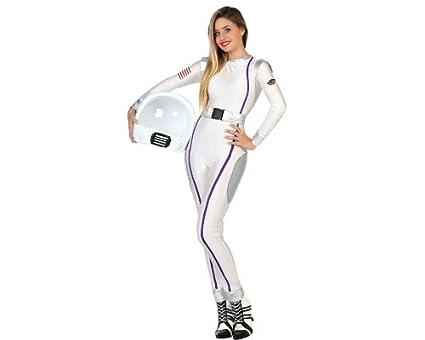 Atosa-22990 Disfraz Astronauta, color blanco, M-L (22990 ...