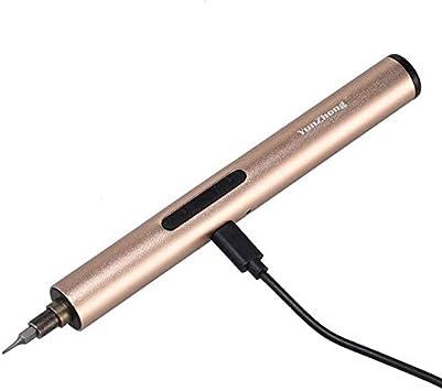 XuLiuMi Destornillador eléctrico Destornilladores eléctricos Mini ...