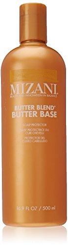 Mizani Butter Blend Butter Base Scalp Protector for Unisex, 16.9 Ounce - Mizani Butter Base