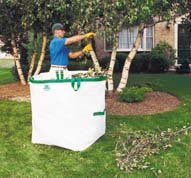 Lawn Bagg 27-cubic-foot Capacity (202 Gallons), 34 x 34 x 40-inches by A.M. Leonard