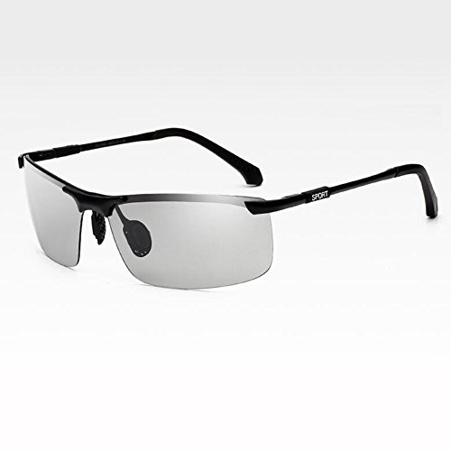 Uso Dual Luz Y La De Gafas 1 Polarizada Masculino 2 Anti Anti Noche ZX Manejar Color UV Seguridad Gafas Día Descoloramiento Reflejante Sol qwY0YtX
