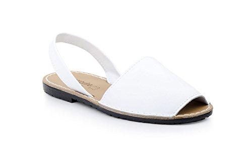 Mujer Blanco Weiß Jam Jam Alpargata Alpargata tq7t8XF