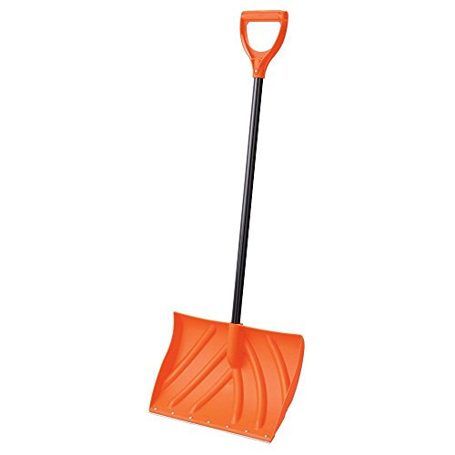 20 in. Snow Shovel with Metal
