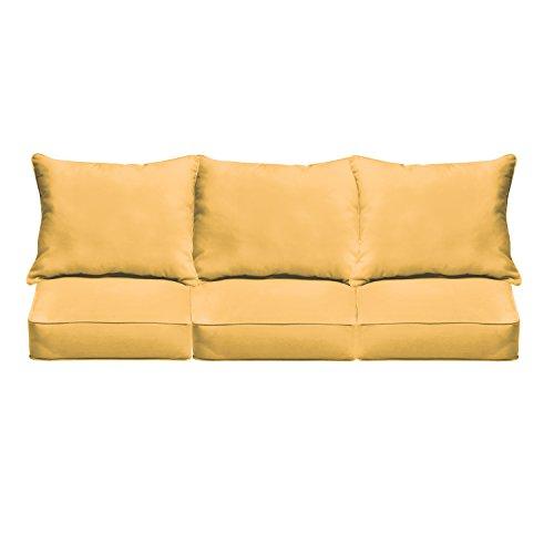 - Mozaic AZPCSET4361 Swavelle Corded Outdoor Sofa Set, 23