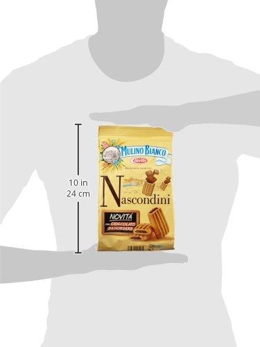 Molino Blanco - Galletas nascondini - 3 paquetes de 330 g [990 g]: Amazon.es: Alimentación y bebidas