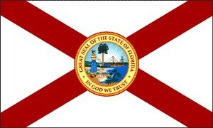 Florida Flag 4 x 6 Feet Nylon - - Sunshine Florida Online