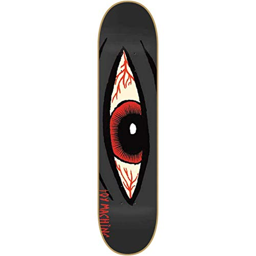 Toy Machine Sect Eye Bloodshot [Small] Skateboard Deck - 8.12