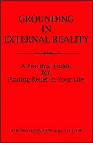 GROUNDING IN EXTERNAL REALITY: Rob Walkinshaw, Ali Iliff