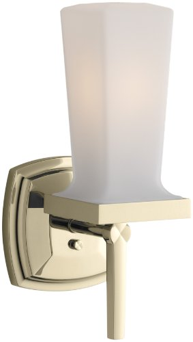 Kohler K-16268-AF Margaux Single Wall Sconce, Vibrant French (French Traditional Sconce)