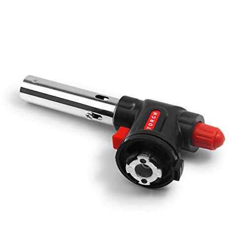 Fire blasting gun portable outdoor high temperature blowtorch air spray gun cassette furnace barbecue spray gun