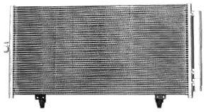 TYC 3314 Subaru Parallel Flow Replacement Condenser