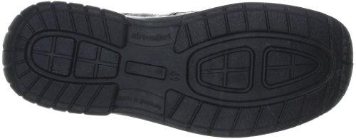 Jomos Feetback Herren Derby Schnürhalbschuhe Schwarz (Schwarz)