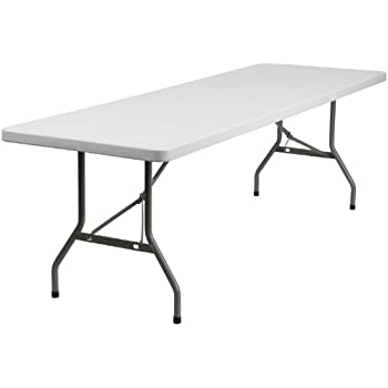 white folding table target walmart plastic this item flash furniture granite amazon