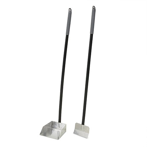 Petmate Clean Response Aluminum Spade and Pan, ()