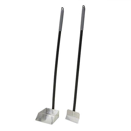 Petmate Clean Response Aluminum Spade and Pan, Small