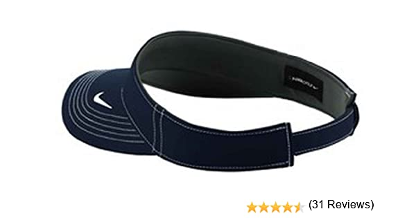 Nike Golf - Dri-FIT Swoosh Visor. 429466: Amazon.es: Deportes y aire libre