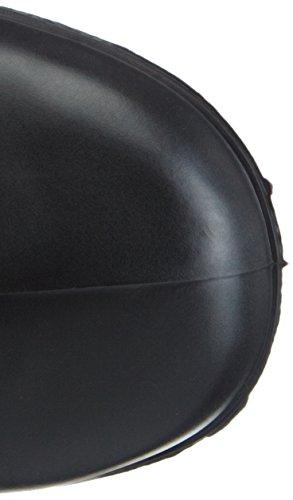Dunlop Black zwart 142Pp S5 00 zwart Gomma Unisex Stivali schwarz di Sfoderati 38 Protom pSnrT7vp