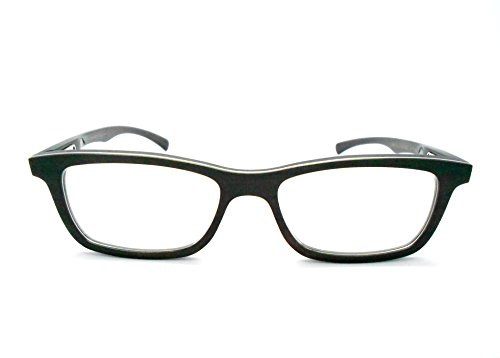 Brown Buffalo Horn/Wooden Eyeglasses (Buffalo Horn Frames)