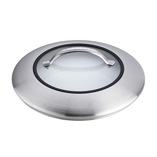 Scanpan CTX Stainless Steel/Glass Lid, 12.75'' by Scanpan (Image #1)