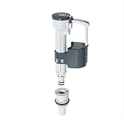 Toilet Top Filter Fill Vavle, Adjustable, Easy Disassembly and Washing