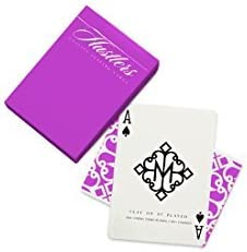 The hustler deck playing cards