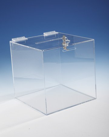 Clear Ballot Suggestion inch Lockable