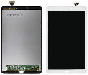 Grey LCD Screen Mobile Phone and Digitizer Full Assembly for Galaxy Tab E 9.6 T561 Color : Grey T560