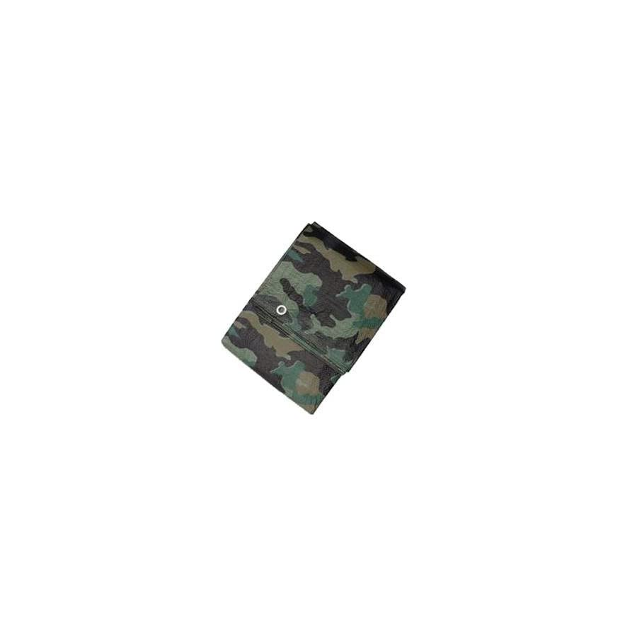 Texsport Heavy Duty Reinforced Multi Purpose Reversible Camo Olive Drab Tarp