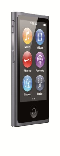 Apple iPod Nano 16GB Slate (7th Generation) (Ipod 16 Nano)