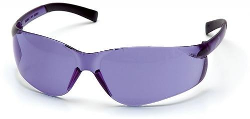 Pyramex S2565S Ztek Safety Glasses Purple Haz Frame w/Purple Haze Lens (12 Pair) by Pyramex