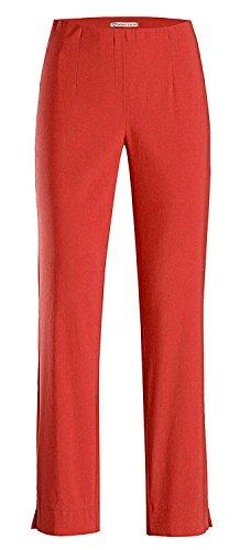 Mujer Stehmann Para Stehmann Pantalón Pantalón Mujer Rojo Rojo Para UHqwU0