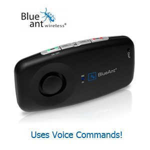 - Blueant S1 Visor Mount Bluetooth Car Kit Speakerphone with Multipoint - Retail Pack