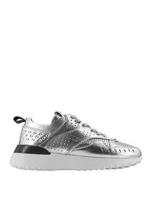 Tod's Luxury Fashion Womens XXW80A0W590HESB002 Silver Sneakers   Fall Winter 19