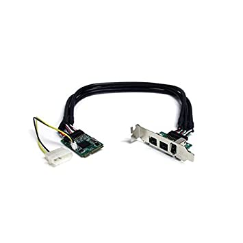 StarTech.com Adaptador Tarjeta Mini PCI Express PCIe ...