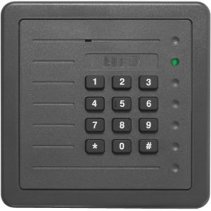 Hid Proxpro Reader - HID ProxPro 5355 Card Reader/Keypad Access Device - Proximity, Key Code - 5355AGK00