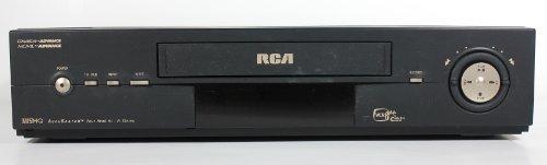 RCA VR694HF Video Cassette Recorder Player 4 Head Hi-Fi Stereo VCR (Recorders Video Cassette Rca)