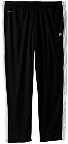 (Russell Athletic Big & Tall Contrast Stripe Dri Power Pant (Navy 3X))