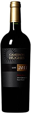 2011 Cameron Hughes Private Reserve Napa Valley Cabernet Sauvignon 750 mL Wine - Reserve Merlot Red Wine