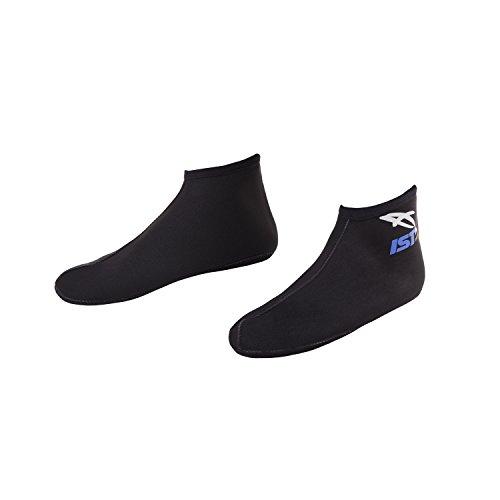 IST Neoprene Fin Socks Flipper Slipper, M, Adult