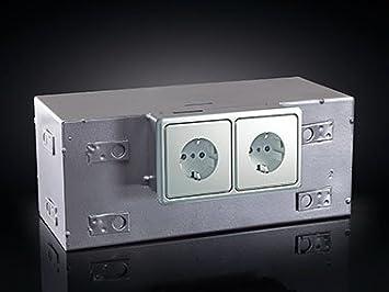 Caja fuerte para hogar, oculta tras las tomas de corriente.: Amazon.es: Bricolaje y herramientas