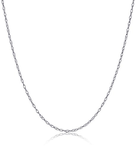 weight Rope Chain 0.7mm Chain Necklace, 20