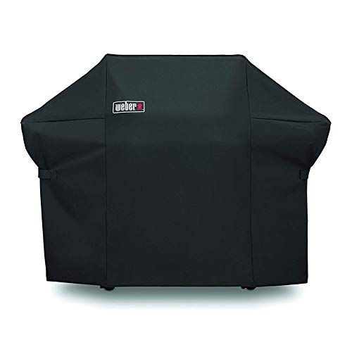 Weber 7108 Grill Cover for Weber Summit 400-Series Gas Grills, 7108 Premium Grill Cover Come with Storage Bag (66.8 X 26.8 X 47 inches) by Webercover