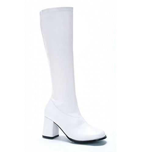 Wei 33608 8 Gogo Stiefel Size Weiß Shoes Adult Ellie 5Enqx0Zvv