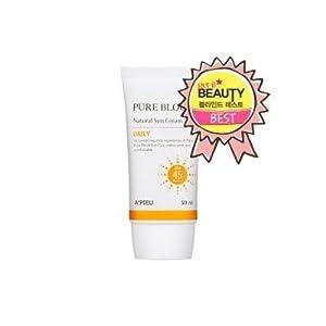 A'pieu Pure Block Sun Cream