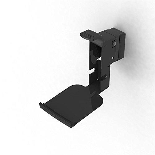 Flexson Wall Mount For SONOS Play:5 Gen 2 Black FLXP5WM1023
