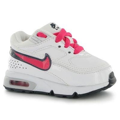 Nike - Zapatillas de deporte de según descripción para niño BLANC ROSE 22: Amazon.es: Zapatos y complementos