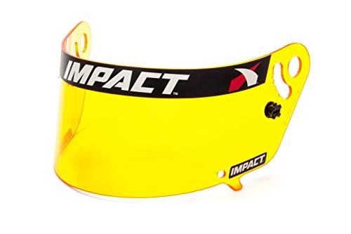 Impact 12199904 Vapor, Charger & Draft Helmet Visor Amber