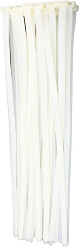 white nylon zip ties - 7