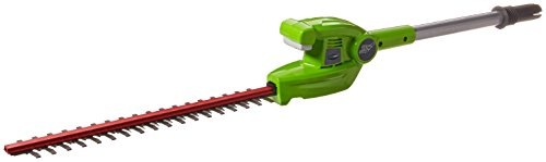 Greenworks 20-Inch 40V Hedge Trimmer Attachment - Attachment Max